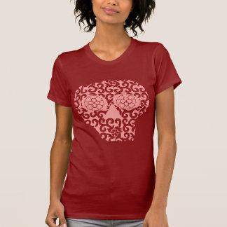 Primitive Skull - Pink T Shirt