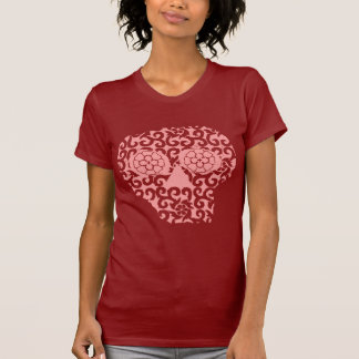 Primitive Skull - Pink Tshirts