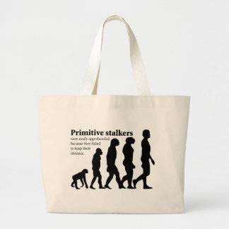 Primitive Stalkers Tote Bag