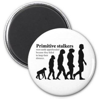 Primitive Stalkers Fridge Magnets