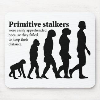 Primitive Stalkers Mouse Mat