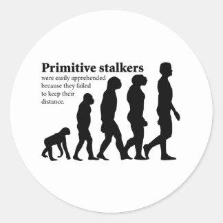 Primitive Stalkers Sticker