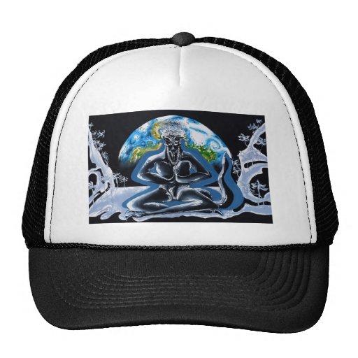 Primordial Soup- Custom Print! Mesh Hats