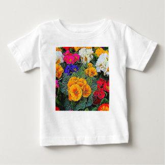 primrose in the garden baby T-Shirt