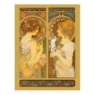 Primrose & Quill Postcard