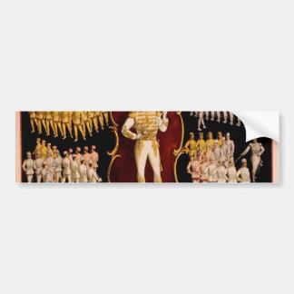 Primrose & West's, 'The Vanishing Grenadiers' Bumper Stickers
