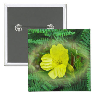 Primrose Yellow Wildflower Coordinating Items Buttons