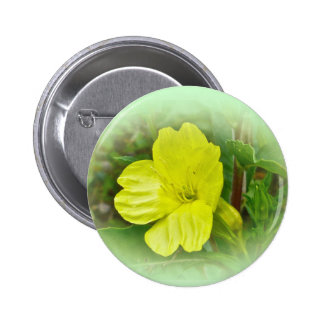 Primrose Yellow Wildflower Coordinating Items Pin