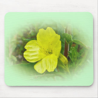 Primrose Yellow Wildflower Coordinating Items Mouse Pad
