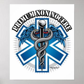 PRIMUM NON NOCERE Combat Medic Poster