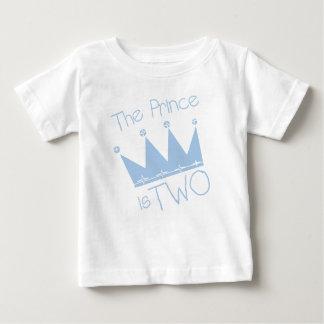 Prince 2nd Birthday Baby T-Shirt