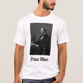 Prince Albert - Customized T-Shirt