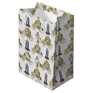 Prince and Princess medium gift bag party