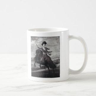Prince Balthasar on Horseback by Velazque Coffee Mug