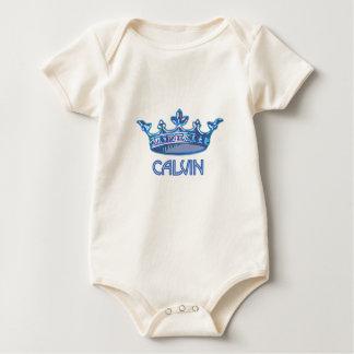 Prince Calvin Organic Infant Bodysuits