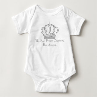 Prince Charming Baby Bodysuit