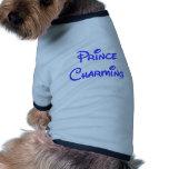 Prince Charming Dog T-shirt