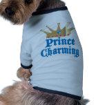 Prince Charming Doggie Tee