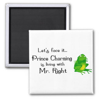 Prince Charming magnet