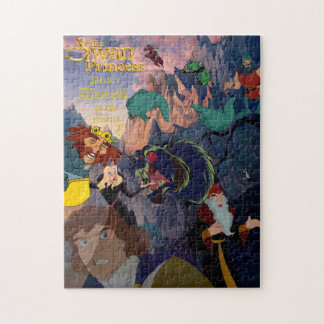 Prince Derek & Villains Puzzle