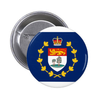 Prince Edward Island Canada Pinback Button