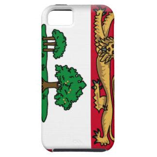 Prince Edward Island iPhone 5 Case