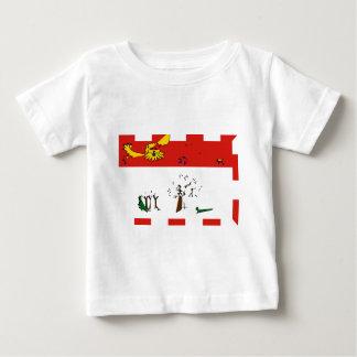 prince-edward-island-Flag Baby T-Shirt