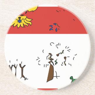 prince-edward-island-Flag Coaster
