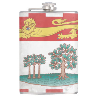 Prince Edward Island Hip Flask