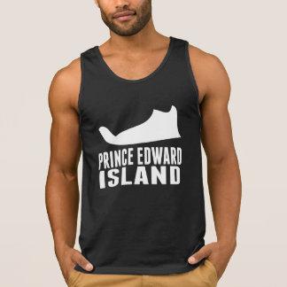 Prince Edward Island Silhouette Singlet