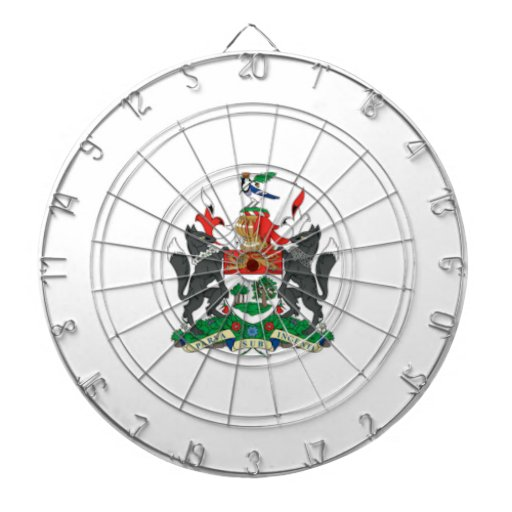 Prince Edward Islands (Canada) Coat of Arms Dartboards