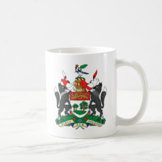 Prince Edward Islands (Canada) Coat of Arms Coffee Mug