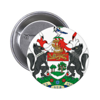 Prince Edward Islands Canada Coat of Arms Pins
