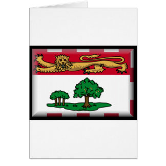 Prince Edward Islands (Canada) Flag Cards