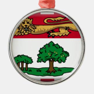 Prince Edward Islands (Canada) Flag Ornament