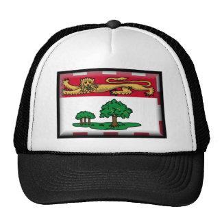 Prince Edward Islands (Canada) Flag Mesh Hat