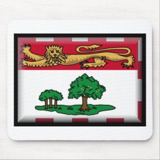 Prince Edward Islands (Canada) Flag Mousepads
