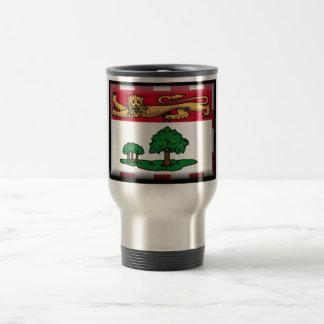 Prince Edward Islands (Canada) Flag Coffee Mugs