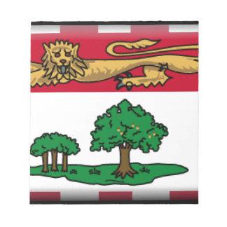 Prince Edward Islands (Canada) Flag Memo Note Pad