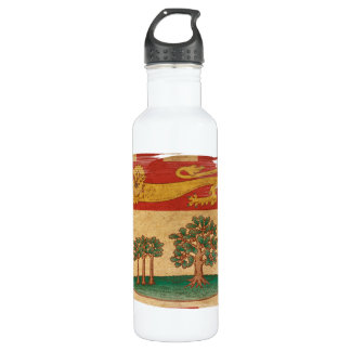 Prince Edward Islands Flag 710 Ml Water Bottle