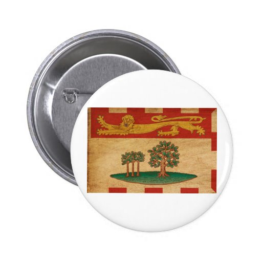Prince Edward Islands Flag Pinback Buttons