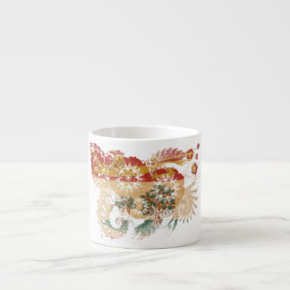 Prince Edward Islands Flag Espresso Mug