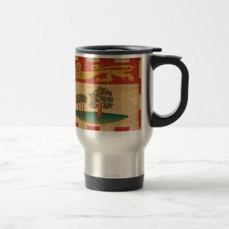 Prince Edward Islands Flag Stainless Steel Travel Mug