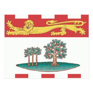 Prince Edward Islands Flag Postcard