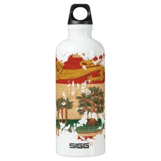 Prince Edward Islands Flag SIGG Traveller 0.6L Water Bottle
