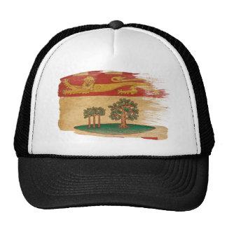 Prince Edward Islands Flag Trucker Hat