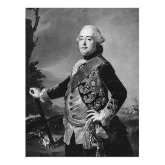 Prince Elector Frederic II of Hessen-Kassel Postcard