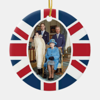 Prince George - William & Kate Ornament