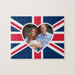 Prince George - William & Kate Jigsaw Puzzle