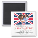 Prince George - William & Kate Refrigerator Magnets